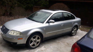 2003 VW Passat 1.8t  - Runs and Drives Great