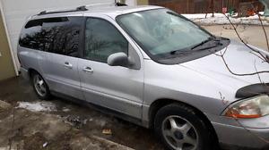 2001 Ford Windstar Sport Model