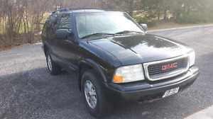 2002 GMC Jimmy 4x4 2 door