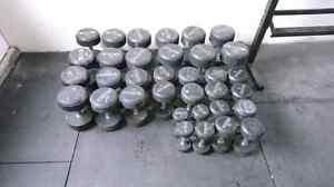 Free weights and dumbbells Peterborough Peterborough Area image 1