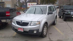 2009 Mazda Tribute GX I4 SUV, Crossover..4X4X4X4 GREAT IN WINTER