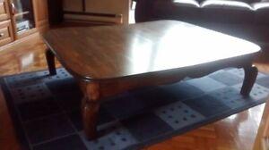 belle grande table basse de salon