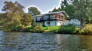 waterfront home on Long Lake for rent Avail Nov 01st