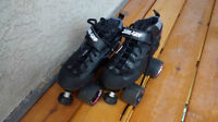 Almost New Roller Derbie Skates Size