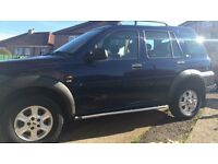 Freelander 1 none runner