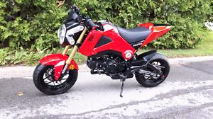 Honda grom msx 125 2014