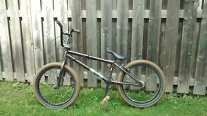 BMX Bike with Cult Tires
