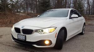 2016 BMW 428i xDrive Gran Coupe/2yr BMW ext warr/Nav/Cam/Leather