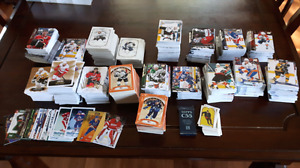 Cartes de hockey lot de 3000 et +  40$ nego