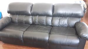 Sofa 3 places et lazy boy