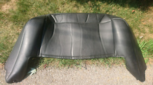 Cabrio leather top cover. Mint
