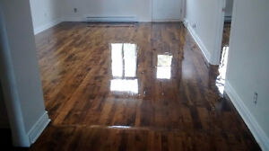Sanding,stairs,color stain good quality West Island Greater Montréal image 3