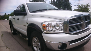 DODGE RAM 4X4 TOW HAUL PACKAGE