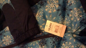Brand new with tag Snowsuit 18-24 months Kitchener / Waterloo Kitchener Area image 2
