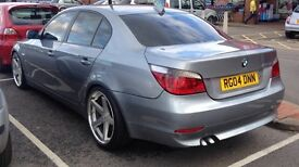 "Bmw 530d SE auto 2004 Re mapped 20"" Alloys"
