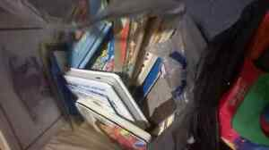 Bags of Books and Toys