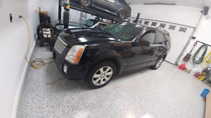 2007 cadillac srx4 for sale/trade