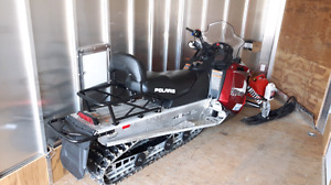 2014 Polaris Indy LXT 144