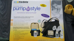 Medela Double Breast Pump in Excellent Working condition