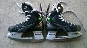 Reebok Pump SC87 Youth Hockey Skates