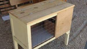Rabbit Hutch , Bunny, Guinea Pig **PRICE REDUCED Mannum Mid Murray Preview