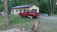 1973 CHEV SIDE STEP TRUCK .GREAT PROJECT TRUCK $2500 o.b.o