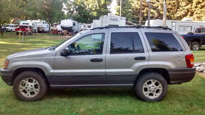 Need to sell great price $3300 Jeep Grand Cherokee