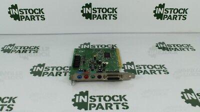 Creative Technolog Ct4750 Interface Sound Card Usnt