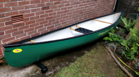 Enigma RTI 13 Canadian Canoe