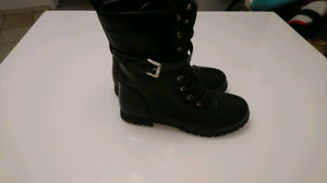 Bottines armée pour fille 5 girl army booties