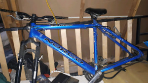 Norco bike frame