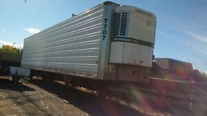 1999 48 Ft Thermo King Storage Trailer $6200 - MUST Sell!!