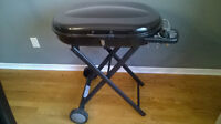 Portable CharBuster Grill BBQ