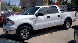 2008 Ford F-150 XLT Pickup Truck ..FULLY CERTIFIED