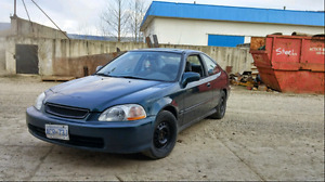 1997 Honda Civic Si