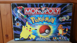 MONOPOLY – POKEMON COLLECTOR'S EDITION