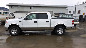 2006 ford f 150 crew cab short box 4x4