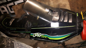 1993 arctic cat jag 340 long track