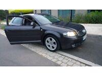 AUDi Black A3 2003 model, 2.0 FSi Sport, £1350