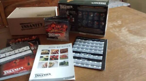 Insanity by BeachBody DVD fitness program