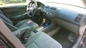 2003 Honda Civic DX 1.7L