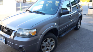 2007 Ford Escape Limited V6