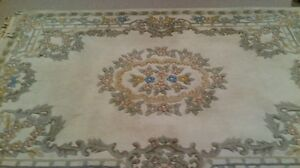 REDUCED--Sears,PLUSH, ,Decorator Rug--5.5 Ft. X 8Ft.-Yorkton
