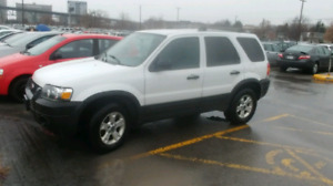 Ford escape 2006 140000km