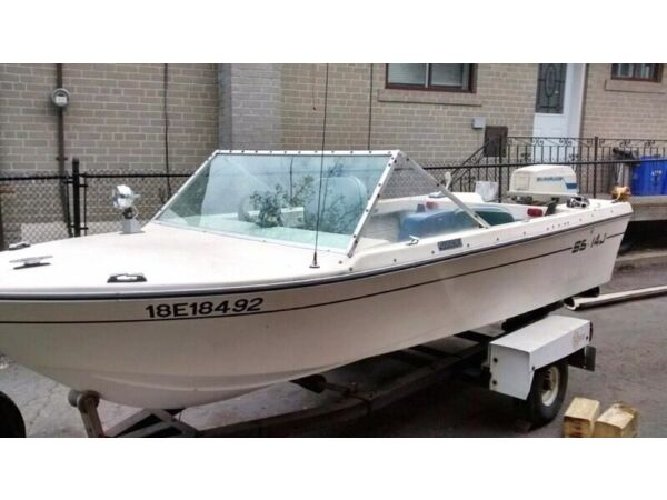 Used 1979 Evinrude Grew Boat Ss140