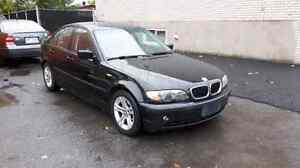 BMW 320I 2005 210000KM SUPER PROPRE! 2700$ NÉGOCIABLE