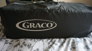 Graco playpen for sale. 3 stages