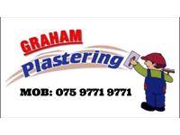 GRAHAM PLASTERING