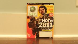 Official Xbox Magazine: January 2011 Issue