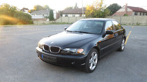 2005 BMW 3-Series 325i Automatic/Sunroof